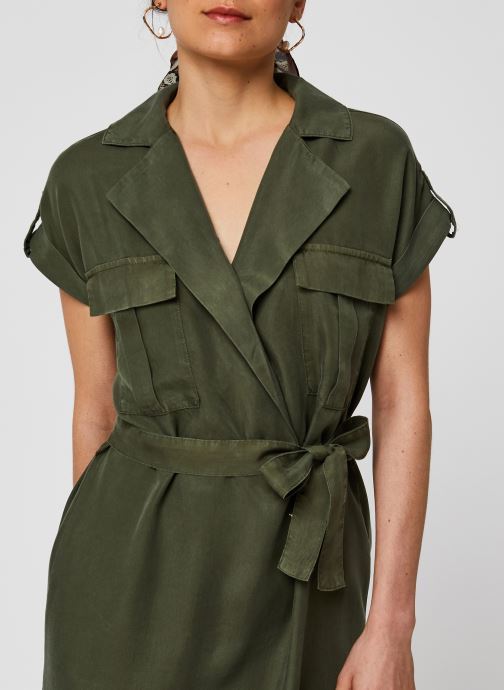 Vêtements Noisy May Short Dresses VERA Vert vue face