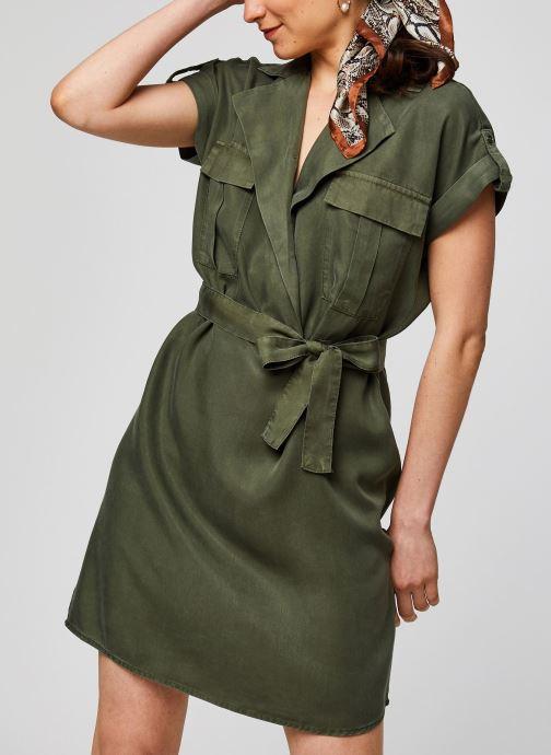 Vêtements Noisy May Short Dresses VERA Vert vue détail/paire