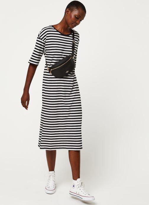 Vêtements Noisy May Long Dresses MAYDEN Noir vue bas / vue portée sac