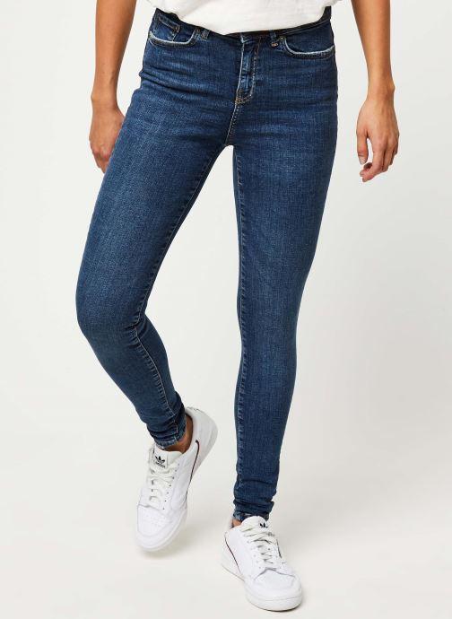 Vêtements Noisy May Jeans Stretch VICKY Bleu vue détail/paire