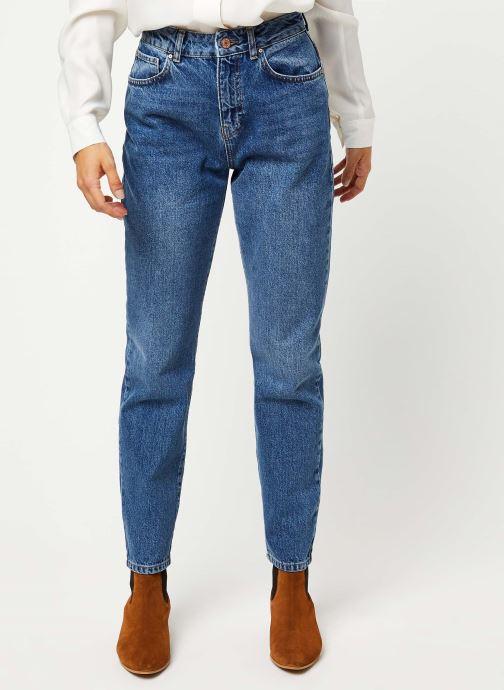 Vêtements Noisy May Jeans Solid ISABEL Bleu vue détail/paire