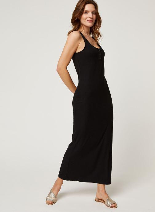 Vêtements Noisy May Long Dresses MOX Noir vue bas / vue portée sac