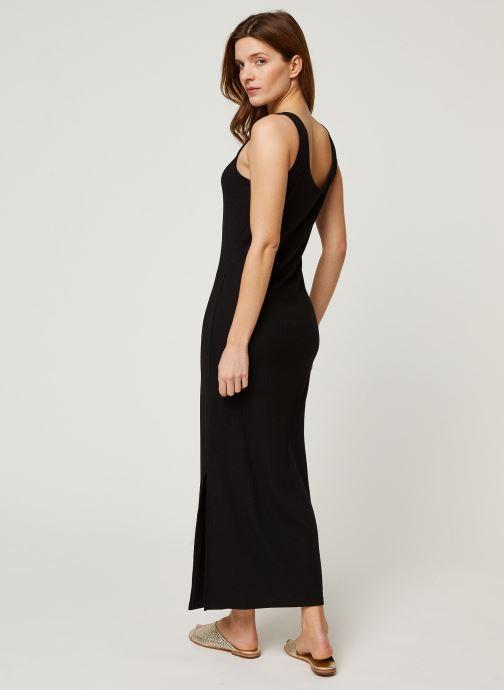 Vêtements Noisy May Long Dresses MOX Noir vue portées chaussures