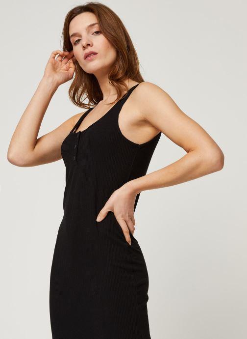 Vêtements Noisy May Long Dresses MOX Noir vue droite