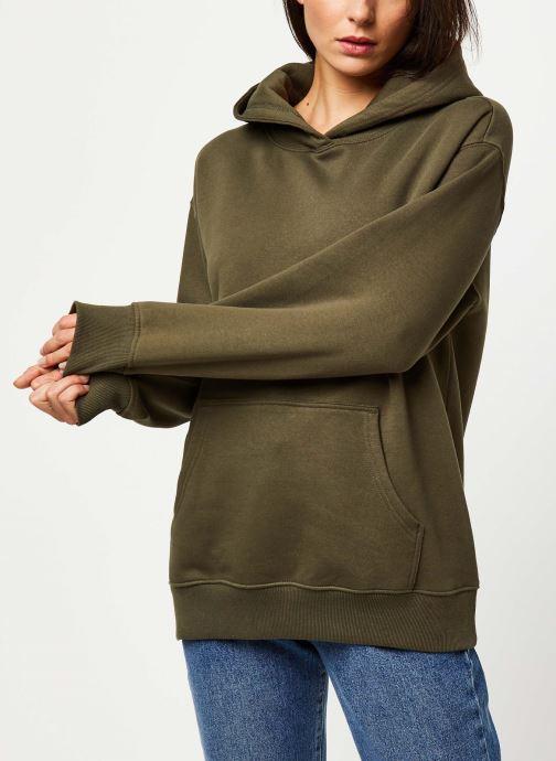 Vêtements Noisy May Sweat LEYA Vert vue détail/paire