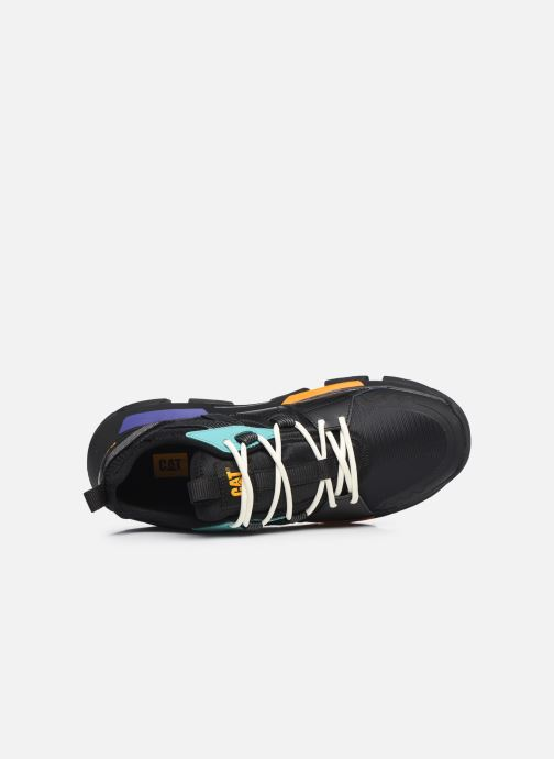 Sneakers Caterpillar Raider Sport M Nero immagine sinistra