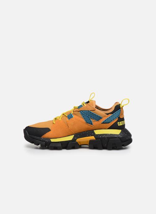 Sneakers Caterpillar Raider Sport M Geel voorkant
