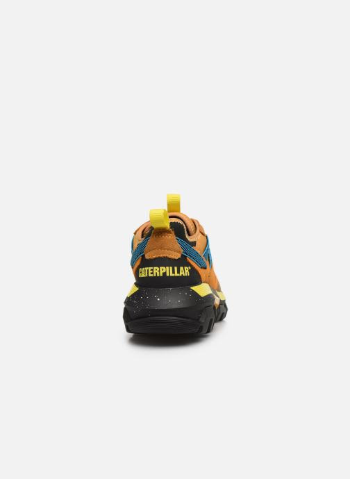 Trainers Caterpillar Raider Sport M Yellow view from the right