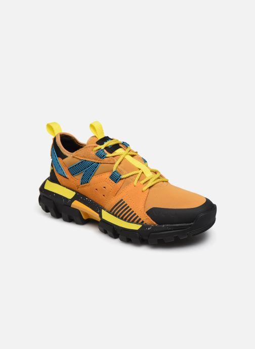 Sneakers Caterpillar Raider Sport M Geel detail