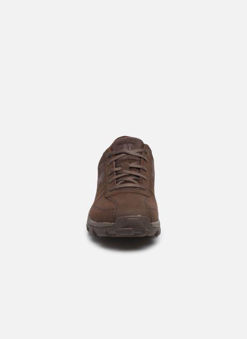 Sneakers Caterpillar Merge Bruin model