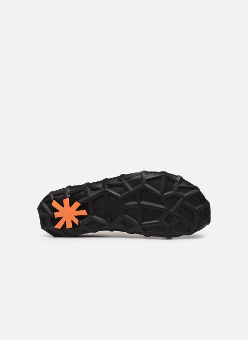 Sneaker Art MELBOURNE 768 schwarz ansicht von oben