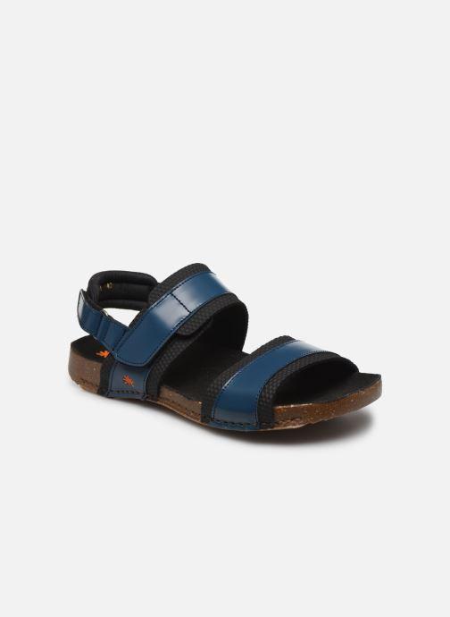 Sandales et nu-pieds Art I BREATHE 991 Bleu vue détail/paire