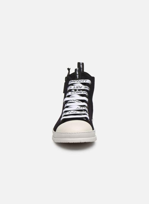 Baskets Art MAINZ 1528 Noir vue portées chaussures