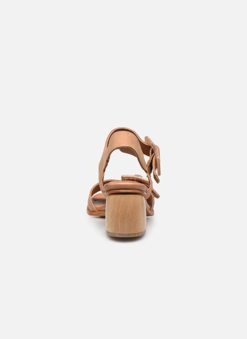 Sandali e scarpe aperte Neosens VERDISO S3142 Beige immagine destra