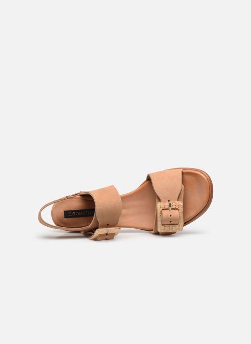 Sandali e scarpe aperte Neosens VERDISO S3142 Beige immagine sinistra
