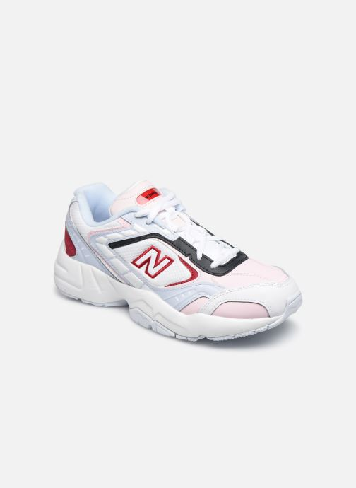 Trainers New Balance W452 - HOLLYSIZ Pink detailed view/ Pair view