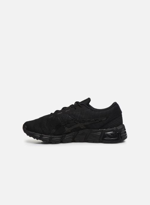 Chaussures de sport Asics Gel-Quantum 180 5 W Noir vue face