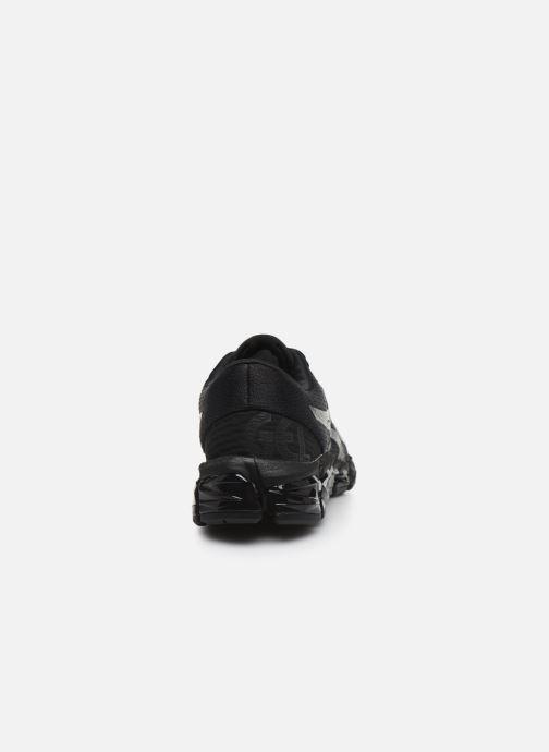 Chaussures de sport Asics Gel-Quantum 180 5 W Noir vue droite
