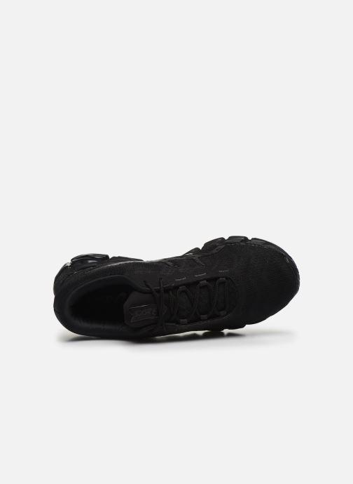 Chaussures de sport Asics Gel-Quantum 180 5 W Noir vue gauche