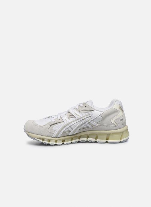 Chaussures de sport Asics Gel-Kayano 5 360 Blanc vue face