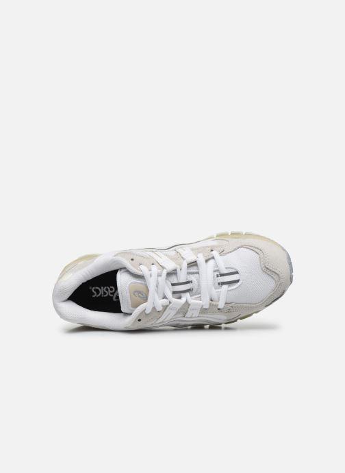 Chaussures de sport Asics Gel-Kayano 5 360 Blanc vue gauche