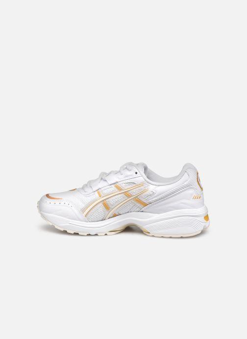 Chaussures de sport Asics Gel-1090 W Blanc vue face