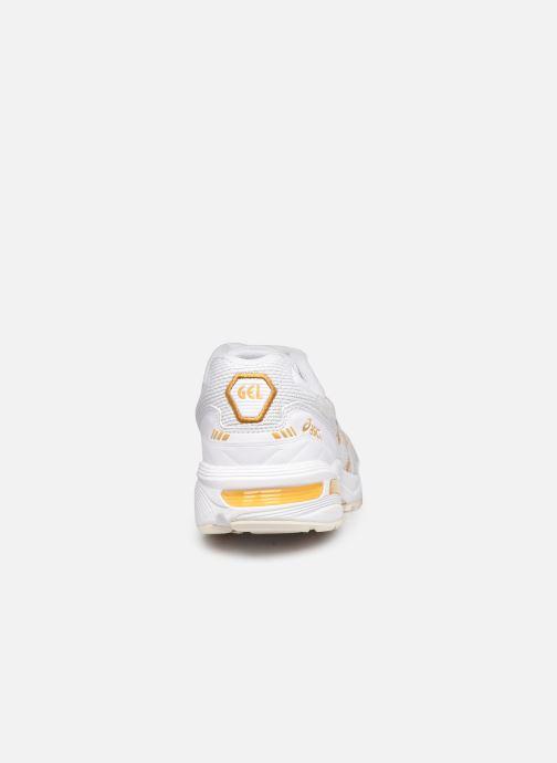 Chaussures de sport Asics Gel-1090 W Blanc vue droite