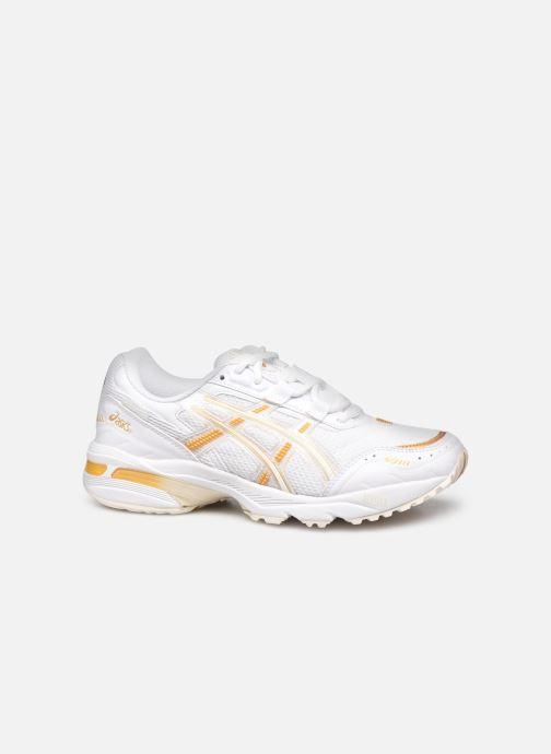Chaussures de sport Asics Gel-1090 W Blanc vue derrière