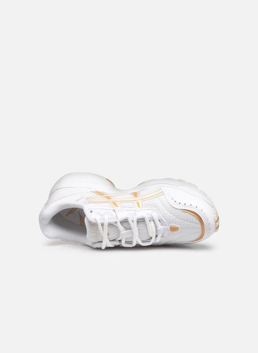Chaussures de sport Asics Gel-1090 W Blanc vue gauche