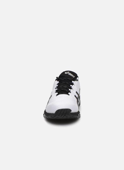 Chaussures de sport Asics Gel-Quantum 360 5 JCQ Blanc vue portées chaussures