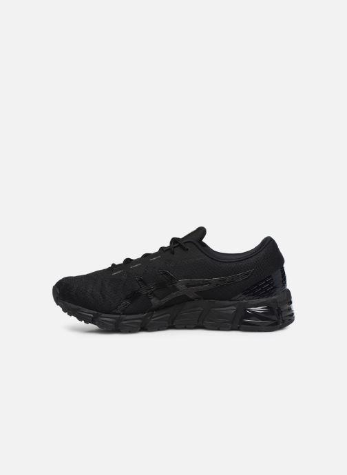 Chaussures de sport Asics Gel-Quantum 180 5 M Noir vue face