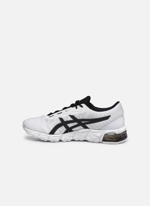 Chaussures de sport Asics Gel-Quantum 180 5 Blanc vue face