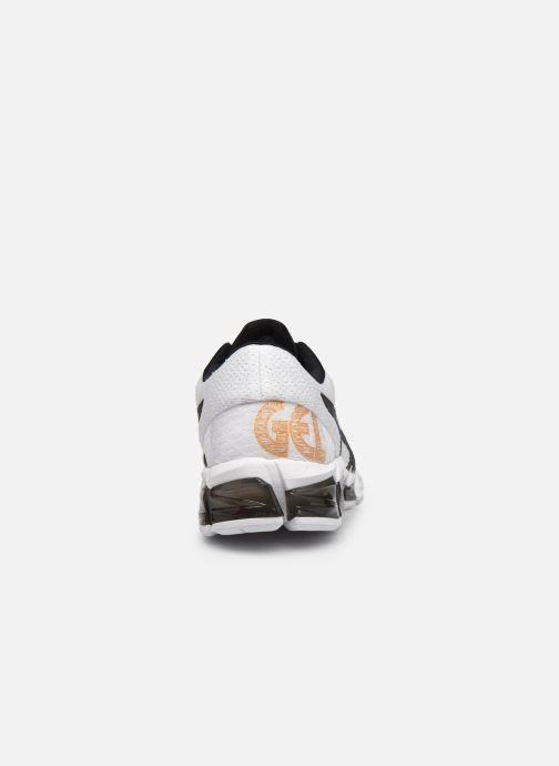 Chaussures de sport Asics Gel-Quantum 180 5 Blanc vue droite