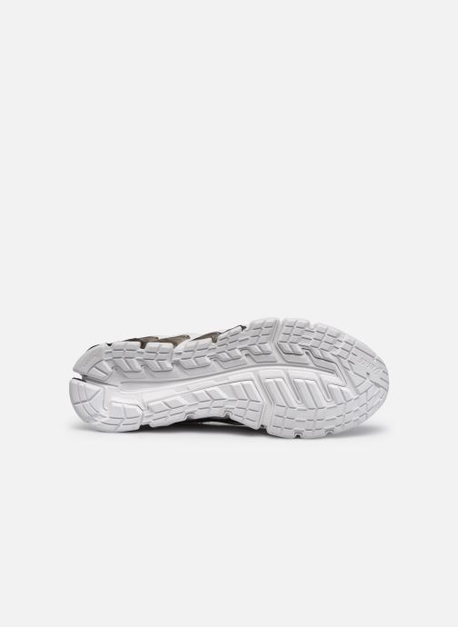 Chaussures de sport Asics Gel-Quantum 180 5 Blanc vue haut
