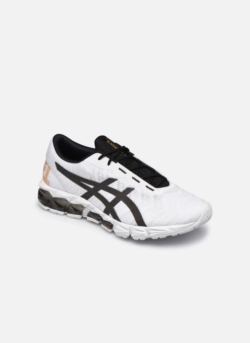 Chaussures de sport Asics Gel-Quantum 180 5 Blanc vue détail/paire