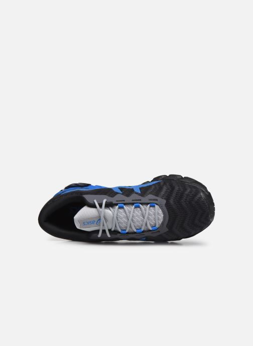 Chaussures de sport Asics Gel-Quantum 180 5 Gris vue gauche