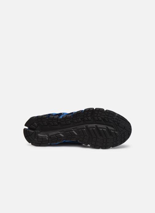 Chaussures de sport Asics Gel-Quantum 180 5 Gris vue haut