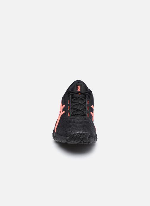 Chaussures de sport Asics Gel-Quantum 180 5 Noir vue portées chaussures