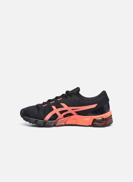 Chaussures de sport Asics Gel-Quantum 180 5 Noir vue face