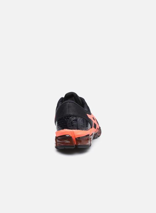 Chaussures de sport Asics Gel-Quantum 180 5 Noir vue droite