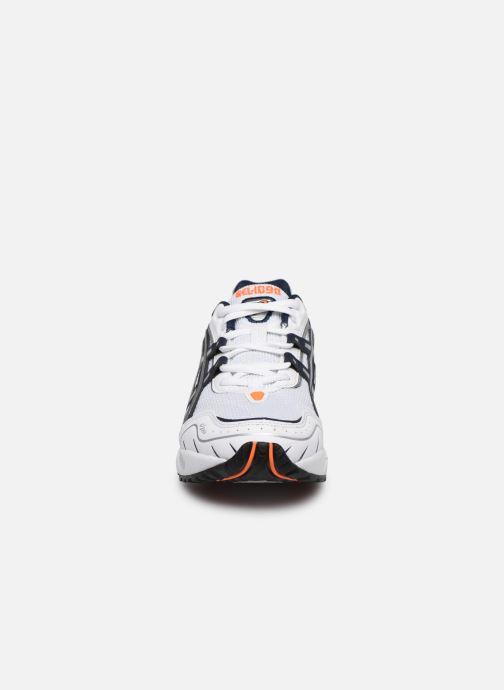 Chaussures de sport Asics Gel-1090 M Blanc vue portées chaussures