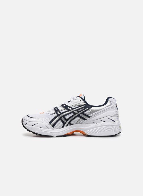 Chaussures de sport Asics Gel-1090 M Blanc vue face
