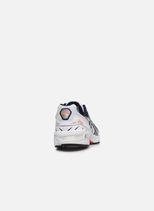 Chaussures de sport Asics Gel-1090 M Blanc vue droite