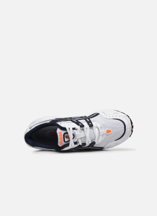 Chaussures de sport Asics Gel-1090 M Blanc vue gauche
