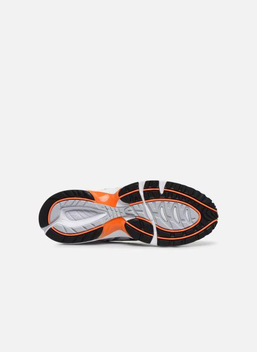 Chaussures de sport Asics Gel-1090 M Blanc vue haut