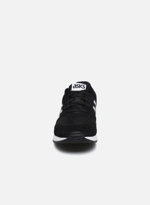 Baskets Asics Lyte Classic Noir vue portées chaussures