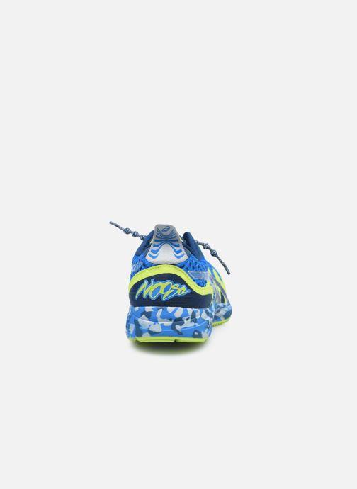 Zapatillas de deporte Asics Gel-Noosa Tri 12 Azul vista lateral derecha