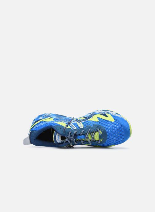 Zapatillas de deporte Asics Gel-Noosa Tri 12 Azul vista lateral izquierda