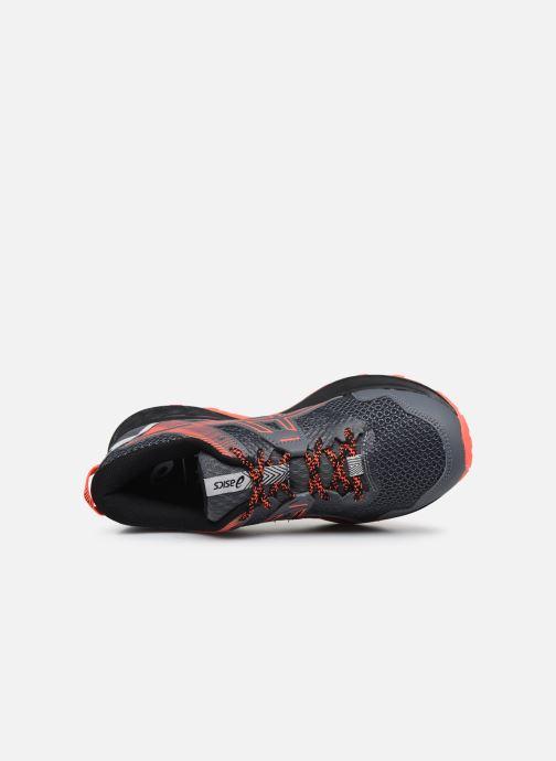 Chaussures de sport Asics Gel-Sonoma 5 Noir vue gauche