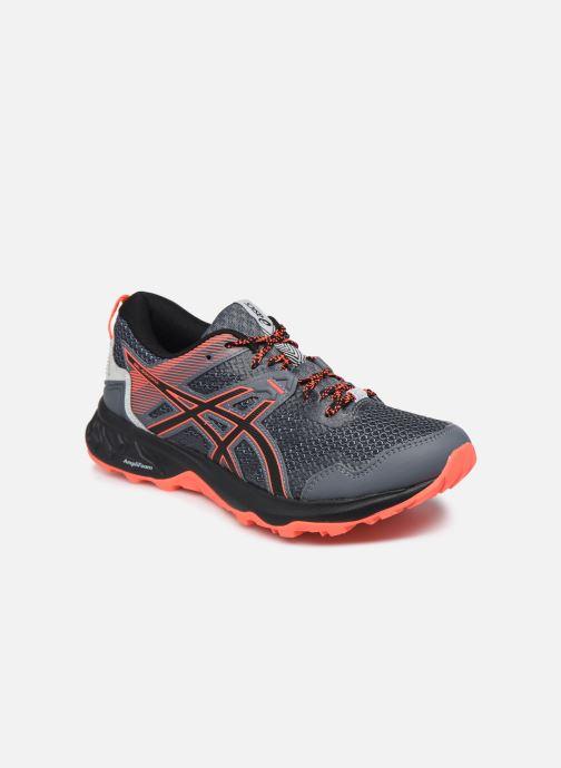 Chaussures de sport Asics Gel-Sonoma 5 Noir vue détail/paire
